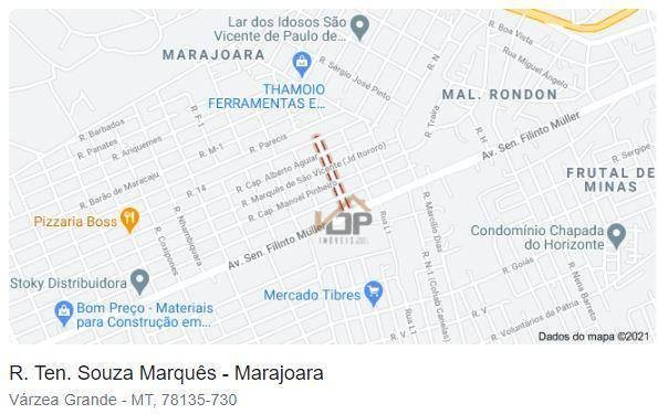 Sobrado com 7 dormitórios à venda, 465 m² por R$ 391.878,00 - Jardim Marajoara - Várzea Gr - Foto 3