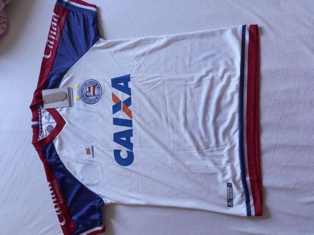 Camisa Oficial do Bahia 2019 - Foto 2