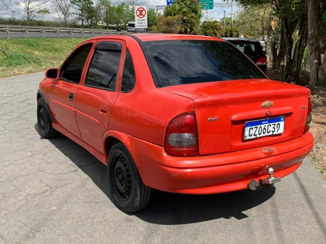 Corsa Sedan GLS 1.6  - Foto 8