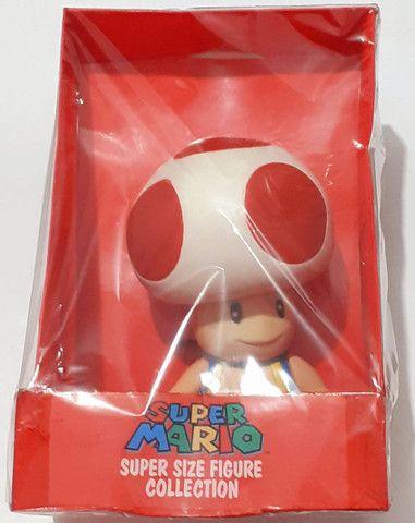 Boneco,Told, Super Mario , Grande, 23 cm, Super Size Figure, Nitendo <br>
