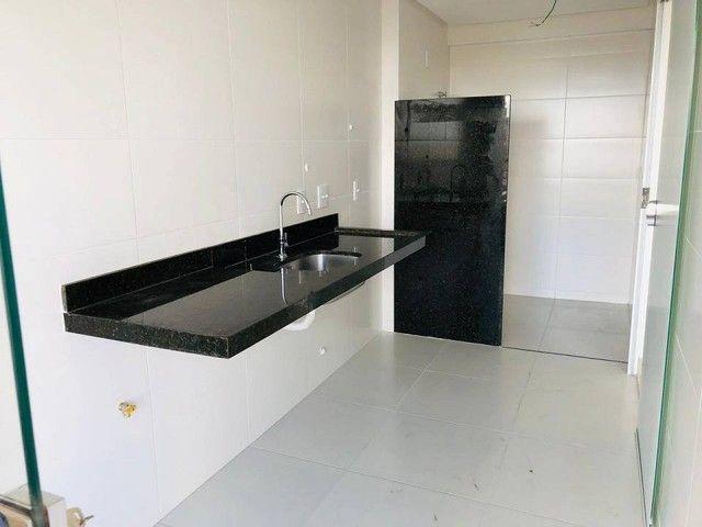 Apartamento NOVO, 3 Q. 1 suíte no Setor Oeste - Foto 12