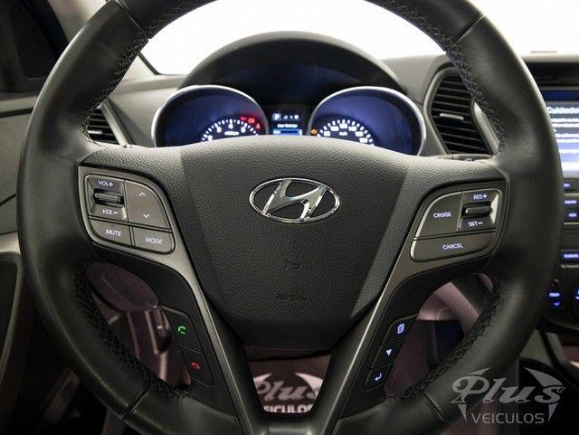 Hyundai Santa Fe FÉ GLS 7 LUG 4P - Foto 15
