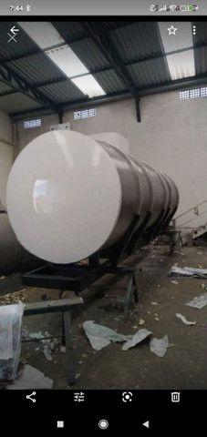 Tanque pra pipa de inox 15 mil litros - Foto 2