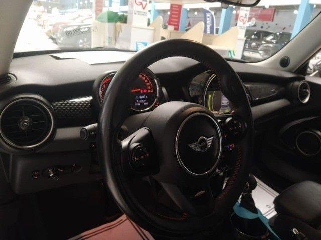 Mini Cooper S Top 2016 Placa A baixo km Periciado - Foto 6