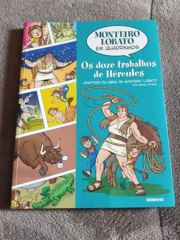 Coleção livros Monteiro Lobato - Foto 3