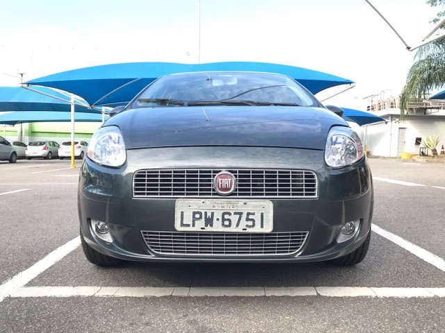 Fiat Punto 2011 1.6 único dono  - Foto 2