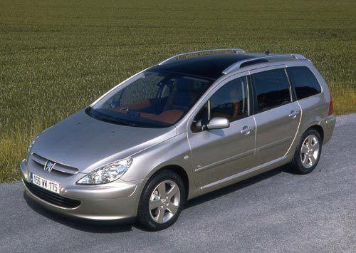 PEUGEOT 307 SW COMPLETISSIMA