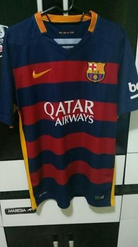 Vendo Blusa do Barcelona