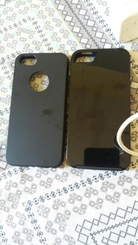 Vendo 2 case iPhone 5/5s anti impacto