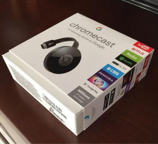 Chromecast 4k Hd Google