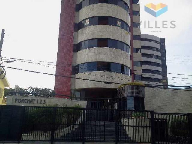 Ed. Porchat Apartamento  residencial à venda, Farol, Maceió.