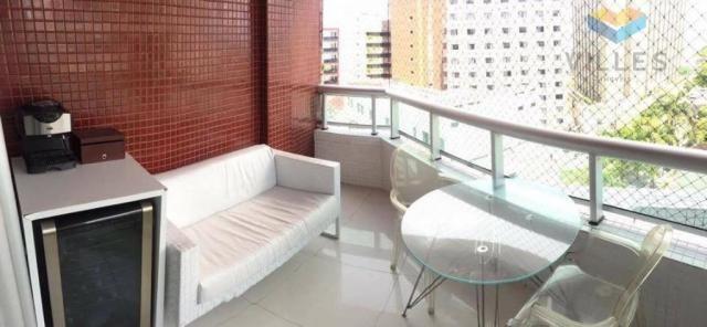 Ed. Palazzo Bianchi Apartamento  residencial à venda, Ponta Verde, Maceió.