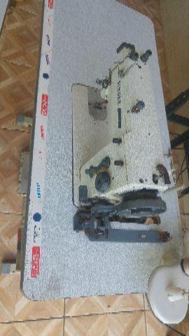 Maquina de costura singer industrial