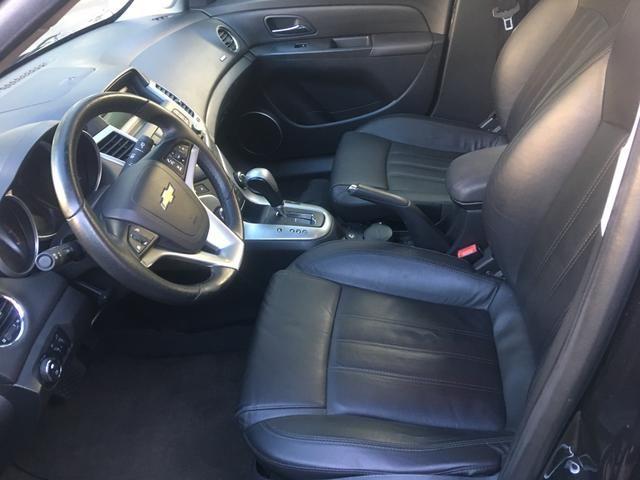 Gm cruze 2012 sedan lt automático com gnv 5 geração - Foto 13