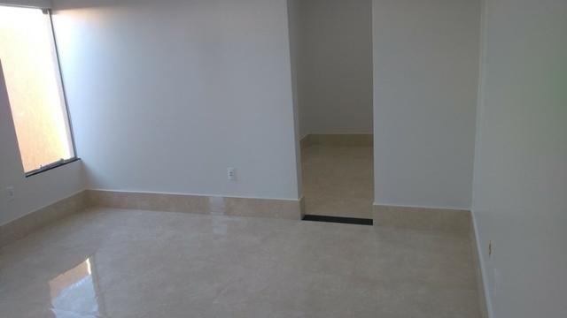 Samuel Pereira oferece: Casa 3 Quartos Nova Moderna Sobradinho Churrasqueira Condomínio - Foto 14