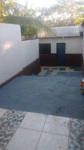 Casa com piscina sala de comércio barraco de aluguel - Foto 5