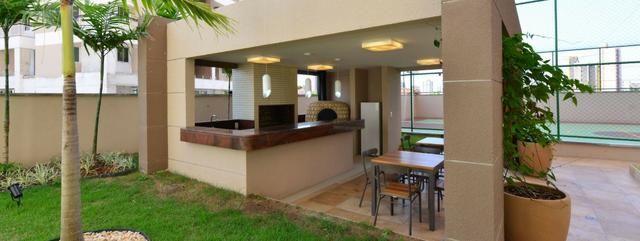 AS#)More no Condomínio Parque Clube!!! 3 quartos, lazer completo - Foto 3