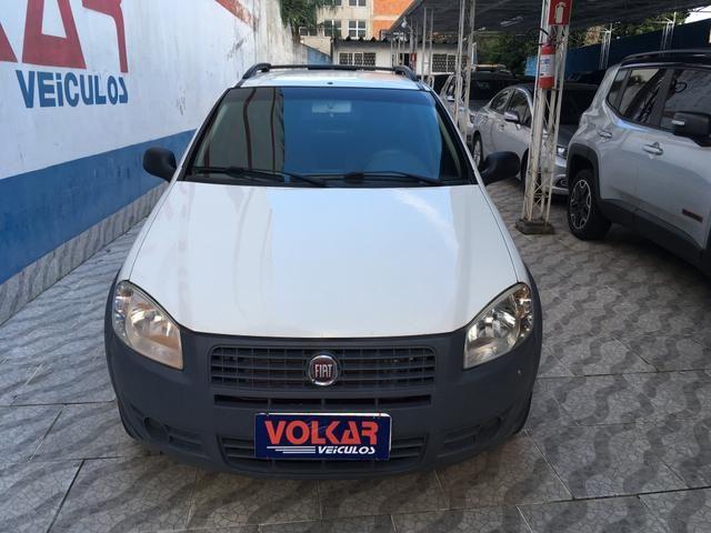 Strada working 1.4 cab estendida 2013