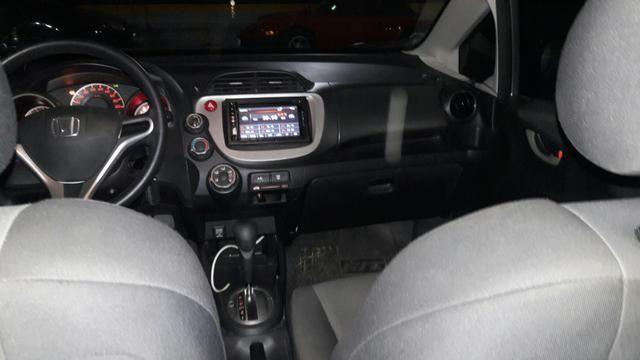 Honda Fit 2014 Automático, Única Dona - Foto 5