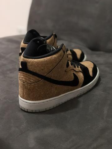 new style b8a1a f04d7 Nike Dunk Sb High Cork 41 9.5