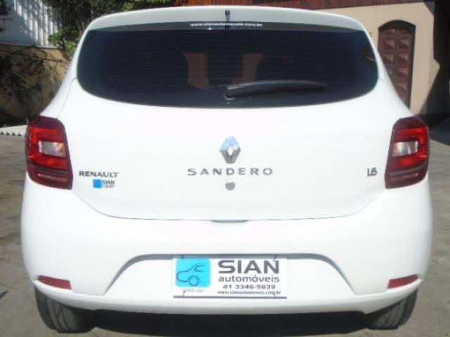 Renault sandero 2015 1.6 dynamique 8v flex 4p manual - Foto 14
