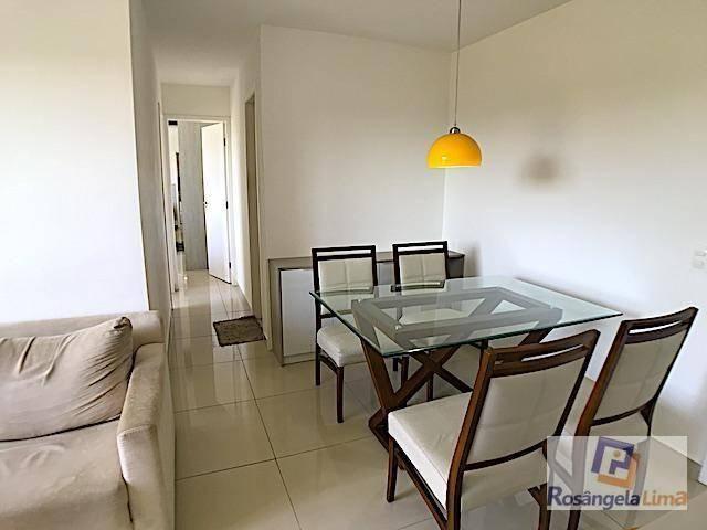 Apartamento com 2 dormitórios à venda, 52 m² por r$ 180.000 - engenheiro luciano cavalcant - Foto 12