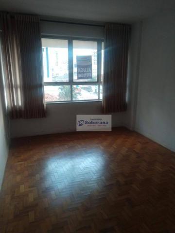 Apartamento com 1 dormitório à venda, 53 m² por r$ 180.000 - centro - campinas/sp - Foto 2