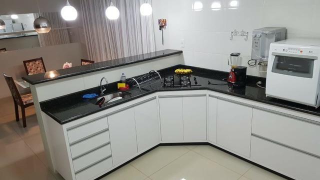 Samuel Pereira oferece: Casa 3 Suites Sobradinho Alto da Boa Vista Moderna Escriturado - Foto 7