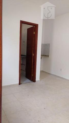 Casa com 1 dormitório para alugar, 23 m² por r$ 440,00/mês - parque nanci - maricá/rj - Foto 3