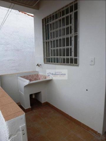 Casa para alugar, 2 dorm, 01 vaga - são bernardo - campinas/sp - Foto 12