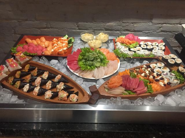 Buffet de comida oriental - Foto 4