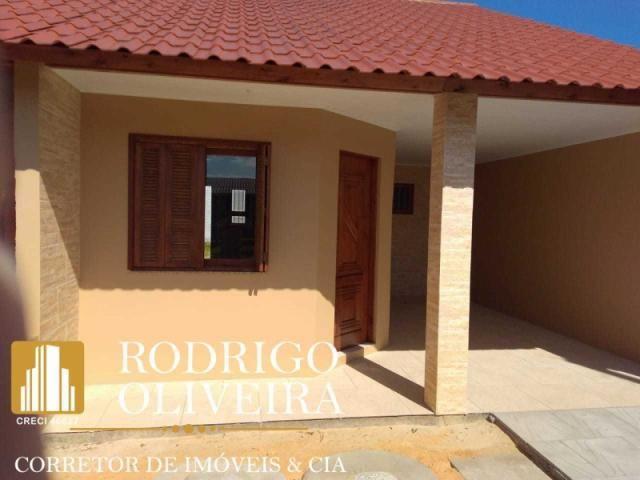Casa à venda com 2 dormitórios em Presidente, Imbe cod:383