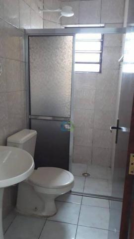 Casa com 2 dormitórios para alugar, 70 m² por r$ 1.100,00/mês - parque maria helena - são  - Foto 10