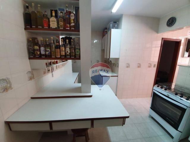 Apartamento com 3 dormitórios à venda, 130 m² por r$ 800.000 - jardim guanabara - rio de j - Foto 19