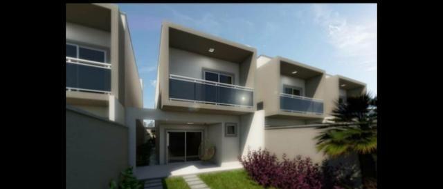 Maravilhosa casa duplex na planta na cidade dos funcionários