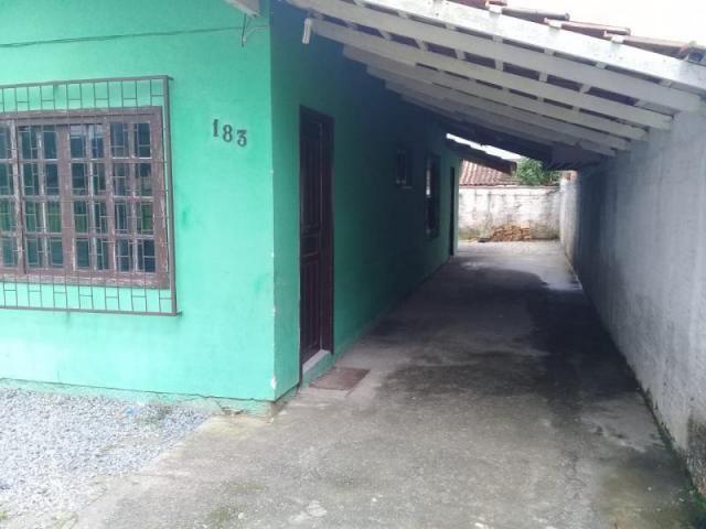 Casa para venda em joinville, guarani, 3 dormitórios, 1 banheiro, 2 vagas - Foto 3