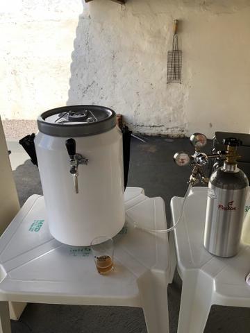 Kit extração cerveja artesanal - Foto 4