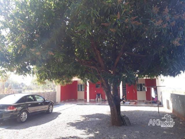 8046   casa à venda com 2 quartos em centro, rosana - Foto 5