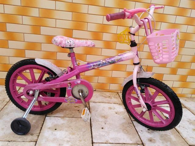 Bicicleta Caloi menina - Foto 3
