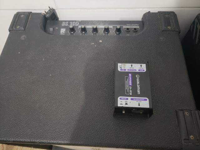 Direct Box Passivo Waldman Bypass Di-1ps - Foto 4