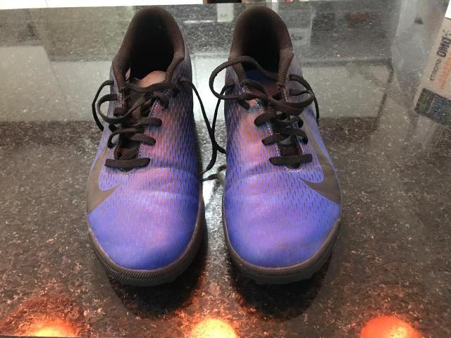 Chuteira Society Nike - 41 - Foto 2