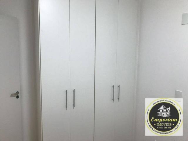 Apartamento com 2 dormitórios à venda, 69 m² por r$ 455.000 - jardim flor da montanha - gu - Foto 8