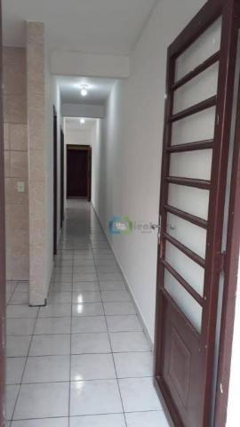 Casa com 2 dormitórios para alugar, 70 m² por r$ 1.100,00/mês - parque maria helena - são  - Foto 3