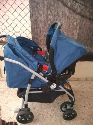 Carrinho e Bebê Conforto BURIGOTTO - Foto 3