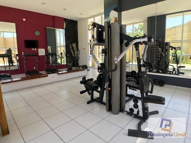 Apartamento com 2 suítes, sendo uma com closet à venda, por r$ 295.000 - cambeba - fortale - Foto 13