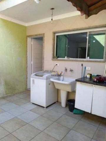 Sobrado com 3 dormitórios para alugar, 130 m² por r$ 1.700,00/mês - parque continental i - - Foto 10