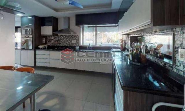 Apartamento à venda com 4 dormitórios em Flamengo, Rio de janeiro cod:LACO40121 - Foto 19