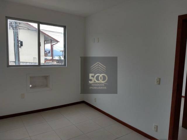 Ap0607 - apartamento 02 dormitórios, vista mar, 63m² à venda por r$ 170.000 - serraria - s - Foto 7