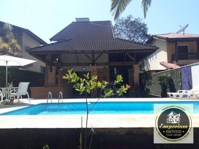 Casa com 5 dormitórios à venda, 300 m² por r$ 1.700.000 - riviera são lourenço - bertioga/