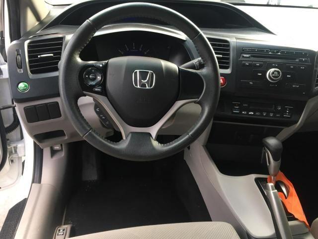 Honda Civic Lxs 1.8 - ano - 2015 Extra ! Troco e Financio ! - Foto 6